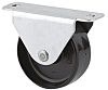Tente Fixed Castor Wheel, 50kg Load Capacity, 25mm