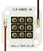 ILR-IW09-85SL-SC211-WIR200. ILS, OSLON Black PowerCluster 850nm