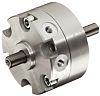 SMC Rotary Actuator, Double Acting, 90° Swivel, 10mm