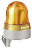 Werma 433 Sounder Beacon 112dB, Yellow LED, 10 → 48 V ac/dc