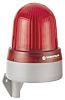 Werma 433 Sounder Beacon 112dB, Red LED, 10 → 48 V ac/dc