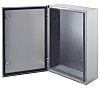 Caja de pared ABB SRX de Acero inoxidable 304 Sin Pintar, con placa de montaje, 500 x 400 x 200mm, IP66