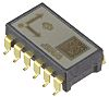 SCA1000-D01-004 Murata, 2-Axis Accelerometer, SPI, 12-Pin SMD