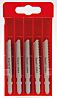 RS PRO T-Shank Jigsaw Blade Set For Metal,
