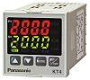 PID regulátor teploty, řada: KT4, 48 x 48mm, počet výstupů: 1