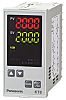 Panasonic KT7 PID Temperature Controller, 48 x 96mm, 1 Output Relay, 100  240 V ac Supply Voltage