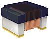 Wurth, WE-RFI, 0805 (2012M) Shielded Wire-wound SMD Inductor with a Ferrite Core, 820 nH ±5% Ferrite Core 300mA Idc