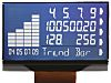 GPEG KS008A4B Alphanumeric LCD Display White, 4 Rows