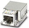Phoenix Contact, VS-08-BU-RJ45-5-F/PK Cat5, Cat5e RJ45 Socket