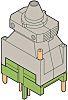 Mains Test Block, Rated At 8A, 400 V