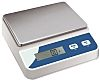 RS PRO Weighing Scale, 3kg Weight Capacity Type G - British 3-pin, With RS Calibration