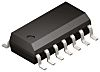 ON Semiconductor MC74AC132DG, Quad 2-Input NANDSchmitt Trigger Logic Gate, 14-Pin SOIC