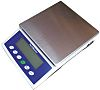 RS PRO Weighing Scale, 6kg Weight Capacity Type G - British 3-pin, With RS Calibration
