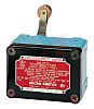 Snap Action Limit Switch Rotary Lever Aluminium, NO/NC,