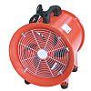 RS PRO Floor, Heavy Duty Fan 3900m³/h 300mm
