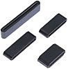 KEMET Flat Cable Ferrite Core, Solid Core Type,