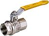 RS PRO Process Ball Valve 1-1/2in