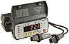 Ohmiómetro Megger DLRO10, calibrado RS, medición máx. 2000 Ω, resolución 100nΩ
