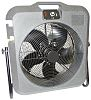 Koolbreeze Floor, Heavy Duty Fan 11000m³/h 230 V ac with plug: Type G - British 3-pin