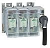 Schneider Electric 60 A 3 Fused Isolator Switch,
