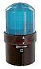 Výstražný maják, řada: XVBL barva Modrá Žárovka, LED Montáž na základnu 250 V AC