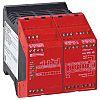 Schneider Electric XPS AR, 2-Kanal Sicherheitsrelais, 24 V ac/dc konfigurierbar, 7 x Sicherheitskontakte / 2 x