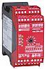 Schneider Electric XPS AT, 2-Kanal Sicherheitsrelais, 24 V ac/dc konfigurierbar, 5 x Sicherheitskontakte / 4 x
