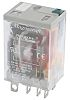 Schneider Electric, 24V dc Coil Non-Latching Relay DPDT,