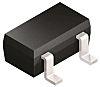 Vishay 30V 200mA, Dual Schottky Diode, 3-Pin SOT-23