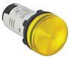 Schneider Electric, Harmony XB7, Panel Mount Yellow LED