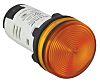 Schneider Electric, Harmony XB7, Panel Mount Orange LED