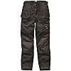 Dickies Eisenhower Black Men's Cotton, Polyester Trousers