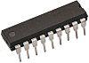 Microcontrolador PIC16F 8bit 25 B RAM, 750 B Flash, PDIP 18 pines 20MHZ USB USB