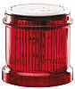 SL7 Beacon Unit, Red Incandescent, Steady Light Effect,