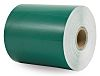 Kroy Green Continuous Vinyl Roll, 100 mm Width,