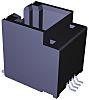 Molex, Modular Plugs - Jacks, Female RJ11 Jack