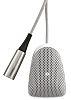 Shure Boundary Microphone CVB-W/C, 180Ω Cardioid