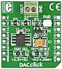 MikroElektronika MIKROE-950 DAC mikroBus Click Board for
