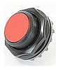 ABB Modular, Red, Twist to Reset 30mm Round