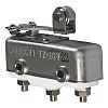 Omron, Snap Action Limit Switch -, NO/NC, Roller