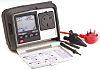 Megger PAT120-UK Gerätetester, Pass/Fail PAT / Klasse I, Klasse II, DKD/DAkkS-kalibriert