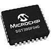 Flash-Speicher SST39SF040-70-4I-NHE 4MB, 512K x 8 bit, Parallel, 70ns, PLCC, 32-Pin