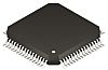 Microchip DSPIC33EP256MC506-I/PT, 16bit dsPIC Microcontroller, dsPIC33EP, 70MHz, 256 kB Flash, 64-Pin TQFP