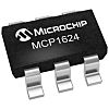 Microchip MCP1624T-I/CHY, Boost Regulator 50mA Adjustable, 630