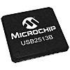 USB řadič 480Mbps USB 2.0 3,3 V, počet kolíků: 36, QFN