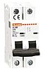 Lovato ModuLo P1MB Sicherungsautomat, Leitungsschutzschalter Typ C 6A, Abschaltvermögen 6 kA