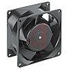 ebm-papst, 230 V ac, AC Axial Fan, 80