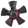 ebm-papst, 230/400 V ac, AC Axial Fan, 250