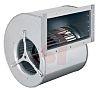 ebm-papst Centrifugal Fan, 520m³/h, 230 V ac AC
