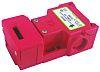 IDEM KP Safety Interlock Switch, 2NC/1NO, Key, Polyester